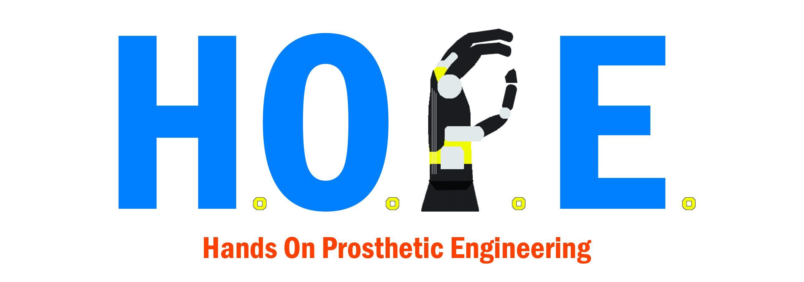 Hands on Prosthetic Engineering